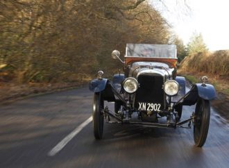 Oldest Aston Martin to star at London classic car show