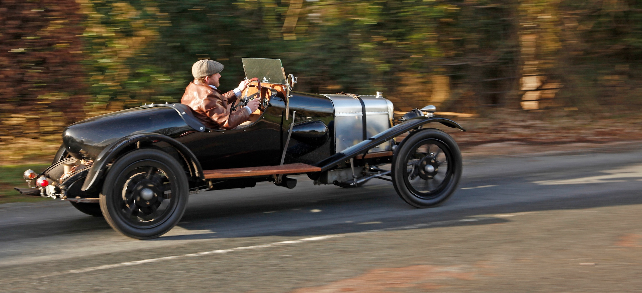 1921 Aston Martin A3 prototype has been restored | Aston Martin Heritage Trust photos