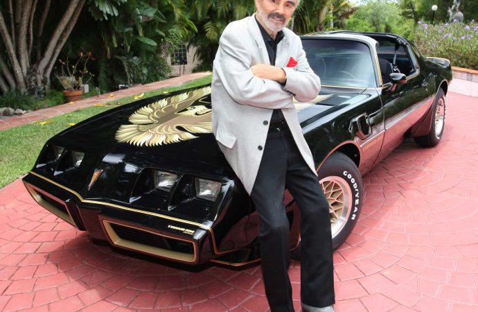 Burt's back: Bandit 'dream' car joins Carlisle Fall AutoFest