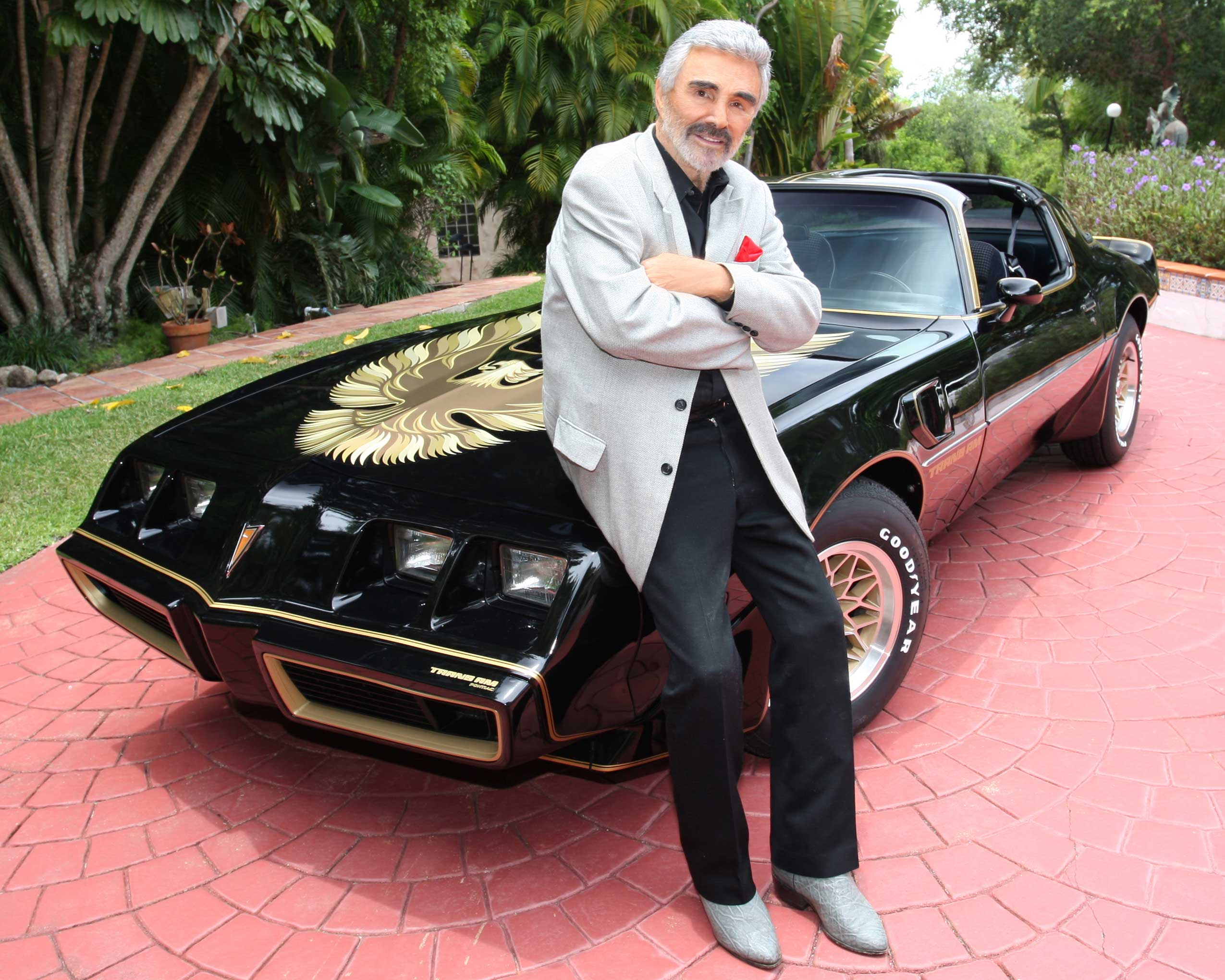 Burt Reynolds and the 'dream' machine | Carlisle Events photo