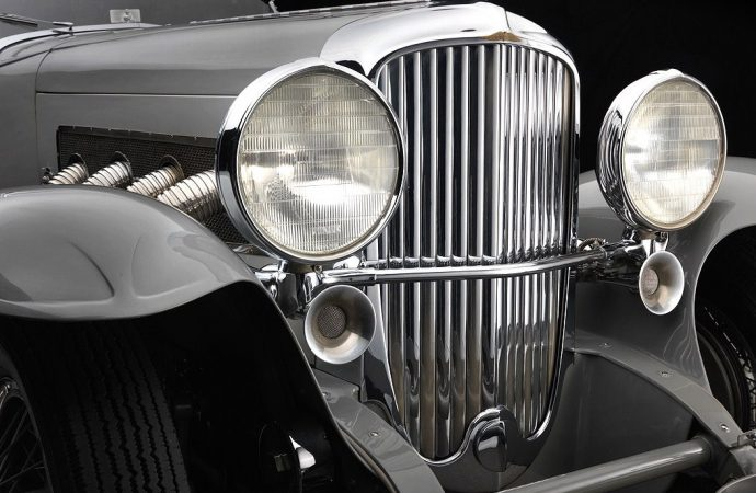 Gary Cooper's Duesenberg SSJ to appear at Arizona Concours