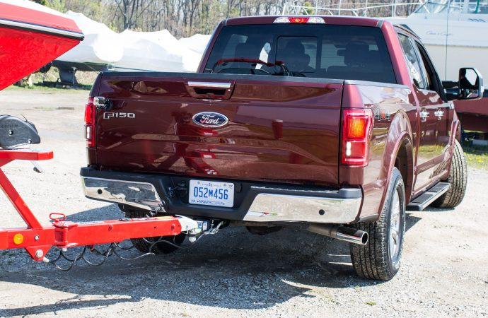 Driven: Ford simplifies backing up with trailer in tow