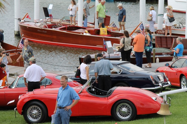 Keels & Wheels features collector car and vintage watercraft | Keels & Wheels photo