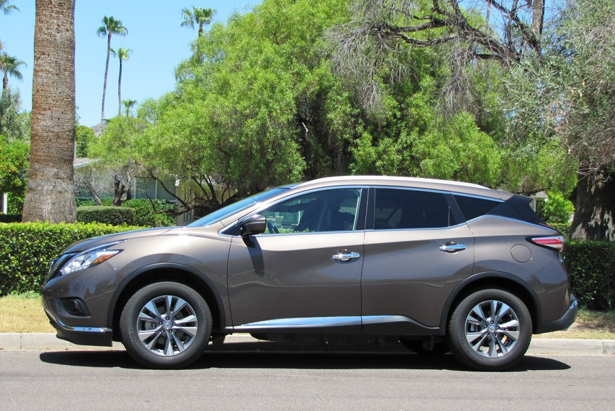 Murano has been a consistent top seller for Nissan | Bob Golfen