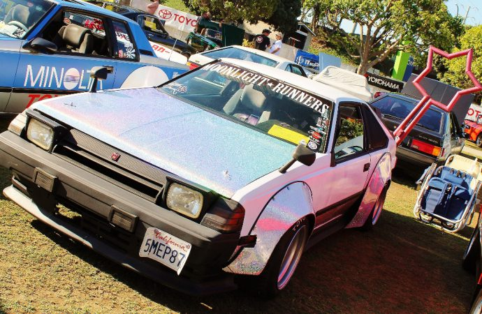Five things I learned at the Japanese Classic Car Show