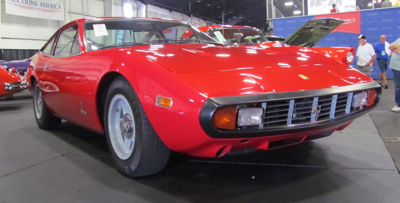 '72 Ferrari 365 GTC/4