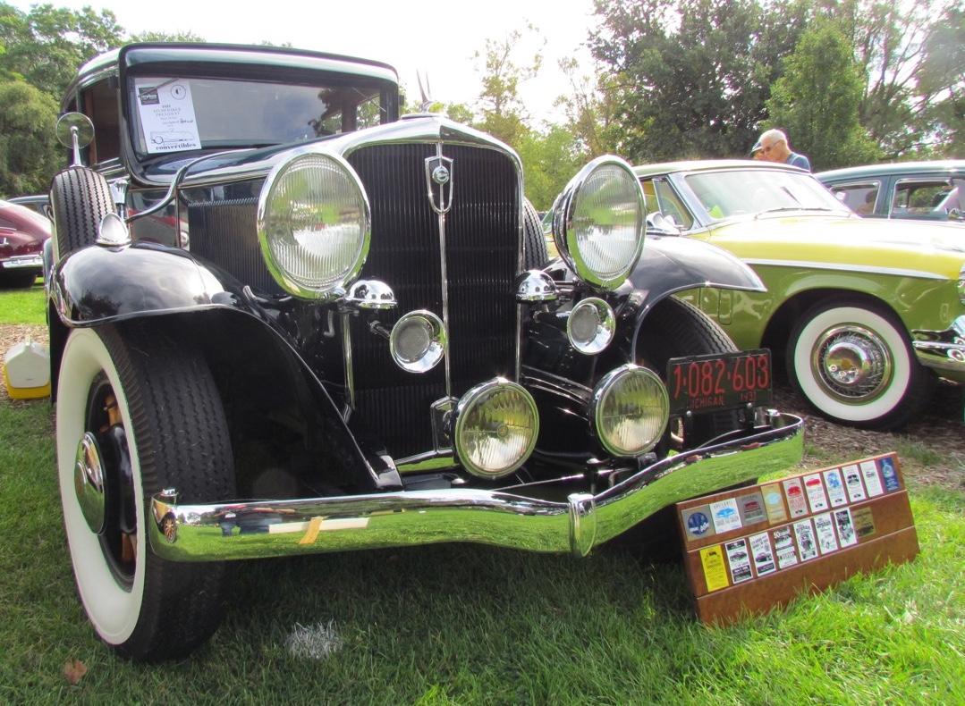 19th Annual Ypsilanti Orphan Car Show Classiccars Com