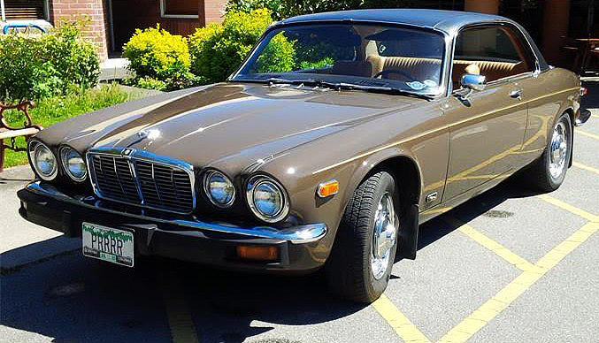 The Jaguar XJ6C is a rare and desirable coupe offered at a bargain price