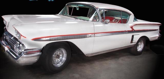 1958 Chevrolet from American Graffiti headlines Hollywood vehicles at auction | Profiles in History photos