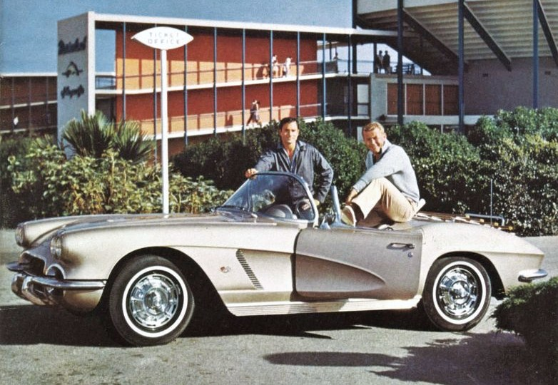 The Corvette was as much a leading character in 'Route 66' as the actors