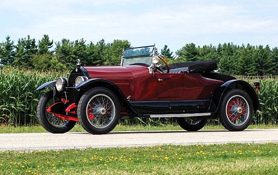 The 1923 Stutz Speedway Speedster was an Amelia Island Concours winner | Worldwide