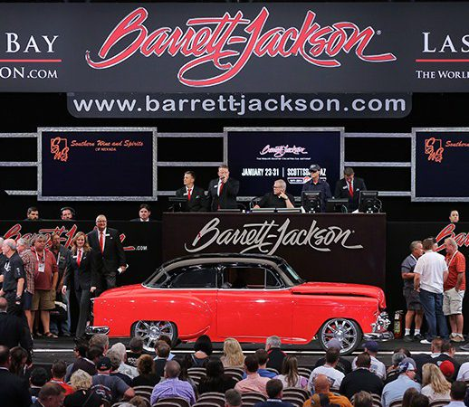 Breaking News: Barrett-Jackson announces Connecticut auction