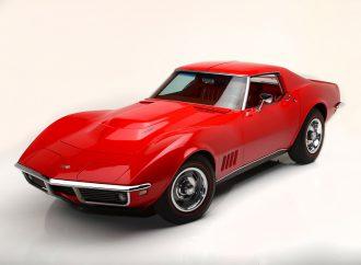Countdown to Barrett-Jackson Las Vegas: 1968 Chevrolet Corvette L88
