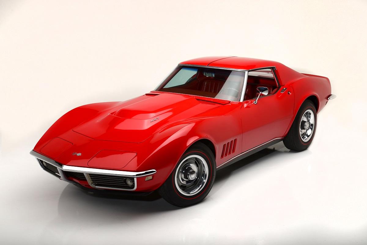 countdown to barrett jackson las vegas 1968 chevrolet corvette l88 journal. Black Bedroom Furniture Sets. Home Design Ideas