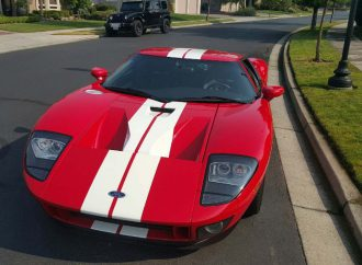 Countdown to Barrett-Jackson Las Vegas: 2005 Ford GT