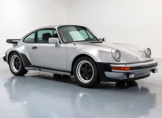 Countdown to Barrett-Jackson Las Vegas: 1979 Porsche 930 Turbo