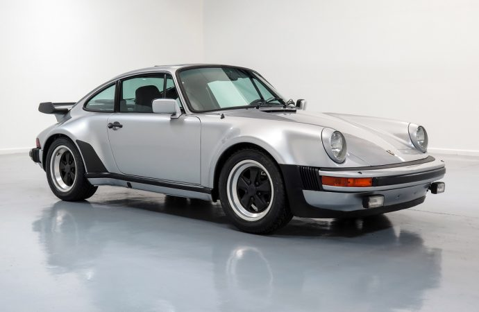 Countdown to Barrett-Jackson Las Vegas: 1979 Porsche 930 Turbo