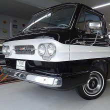 1961 Chevrolet Corvair Rampside pickup