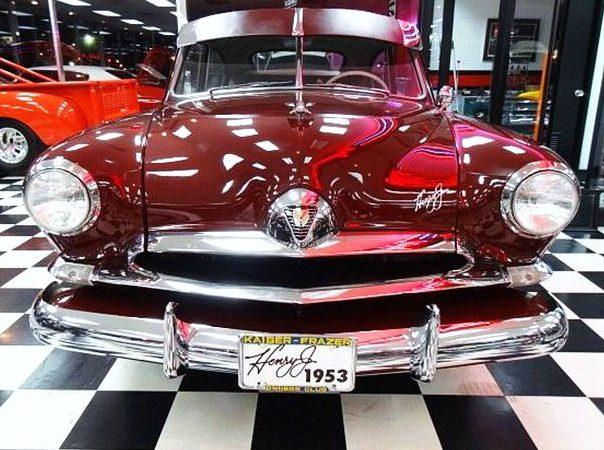 1953 Allstate Henry J Corsair Deluxe