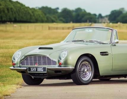 Aston Martin begins program to verify vintage cars' authenticity