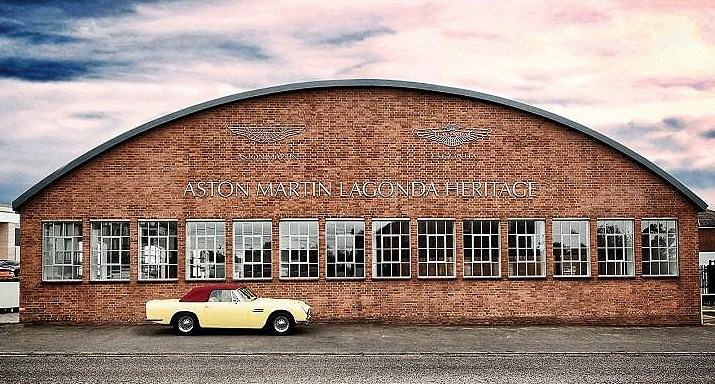 The verification process will take place at Aston Martin Works' facility | Aston Martin Works