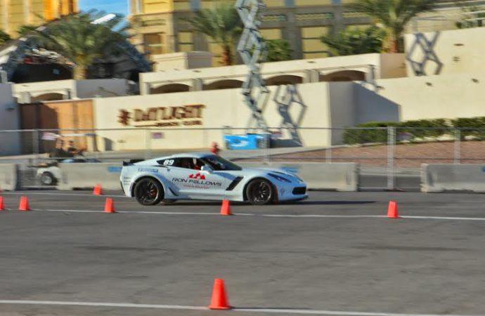 Ride 'n' Drive: Mustangs, Camaro, Corvette, Viper and Hellcat at Barrett-Jackson