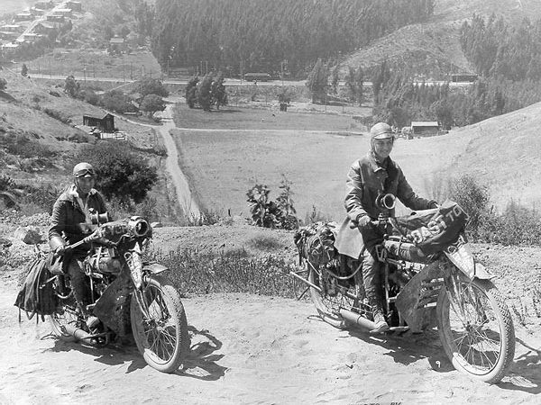 Sisters' centennial motorcycle ride to be celebrated in 2016