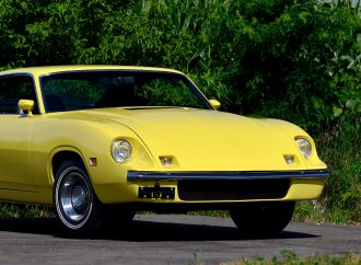 All-original Ford Torino King Cobra experimental NASCAR race car to be auctioned by Mecum