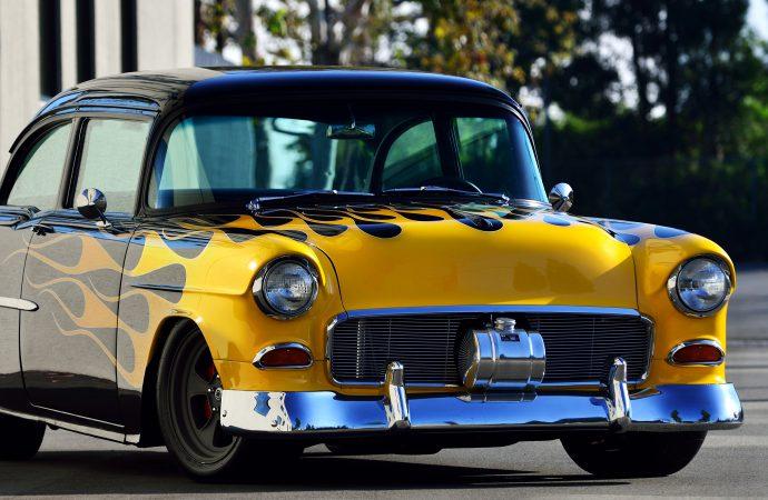 Street Rod Road Tour cars cruise into Mecum auction