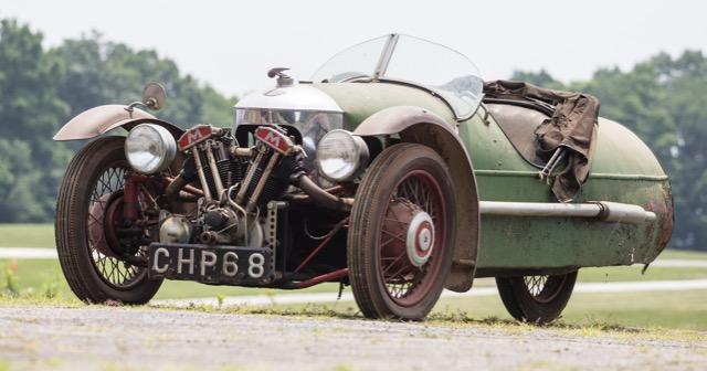 1937 Morgan Super Sports
