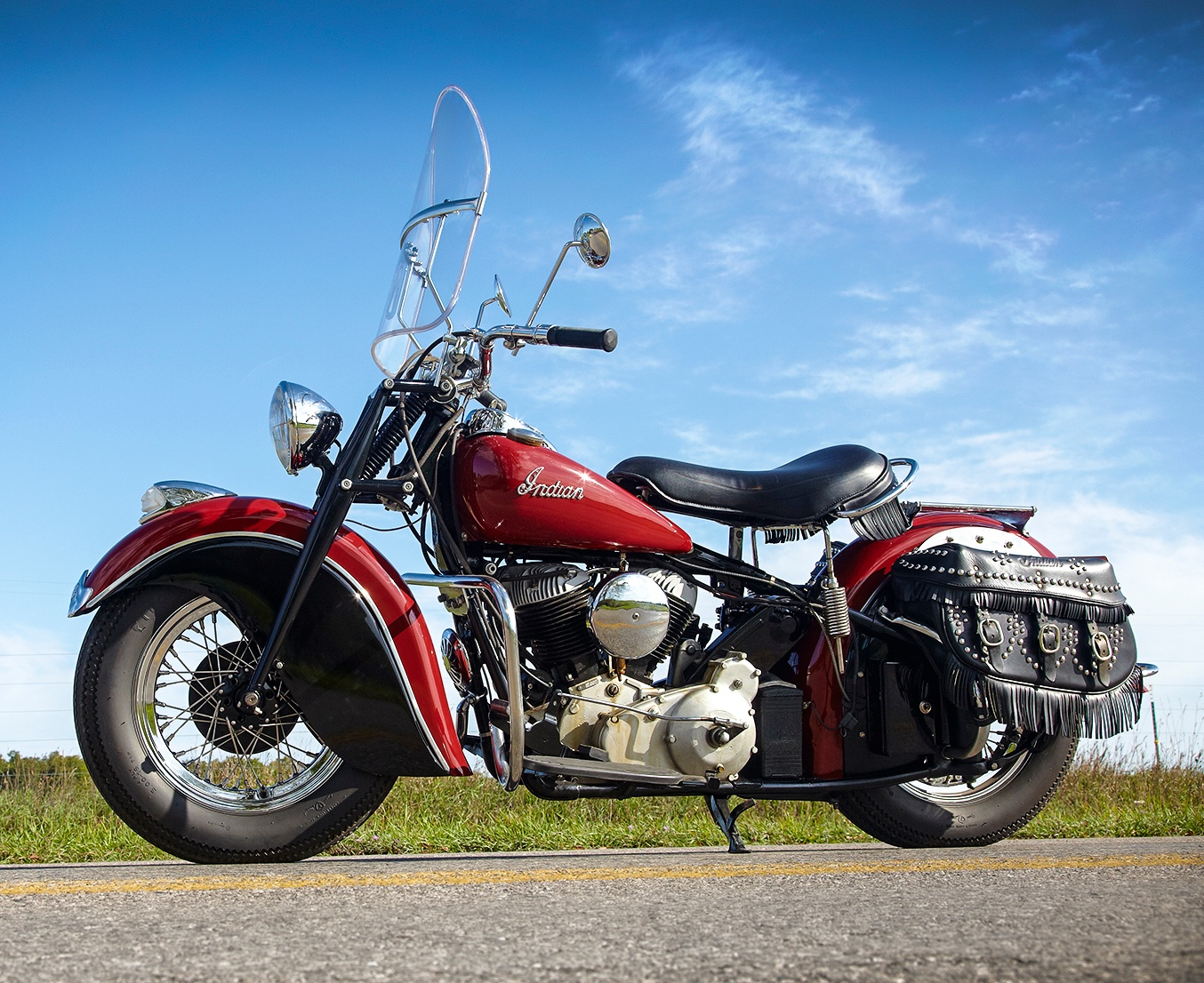 1947 Indian Chief | Hagerty photos