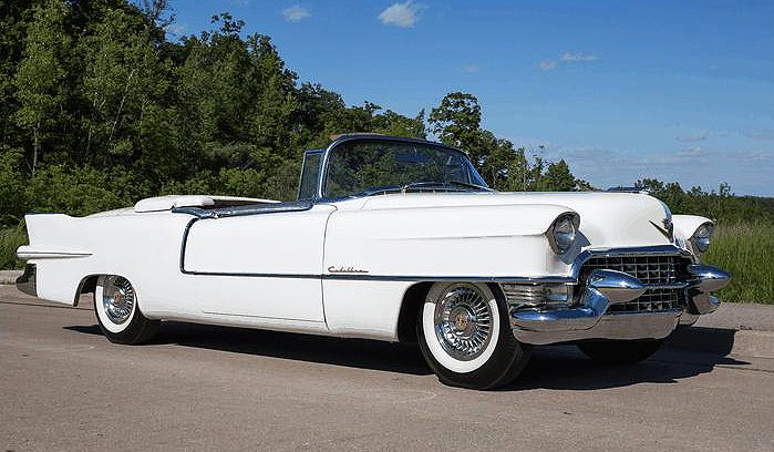 The Branson auction will be highlighted by this 1955 Cadillac Eldorado convertible | Branson Auction