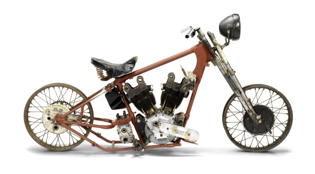 'Project' bikes are big sellers as Bonhams' Stafford Sale ends
