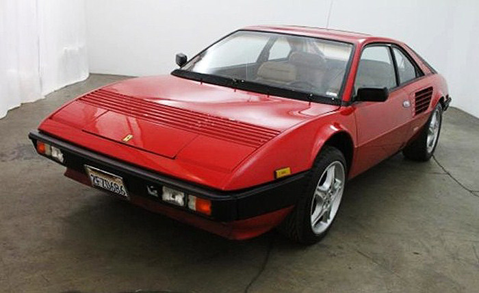 The 1981 Ferrari Mondial seems reasonably priced, considering the recent gains in Ferrari values