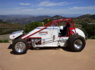 1977 Kinser Sprint Car