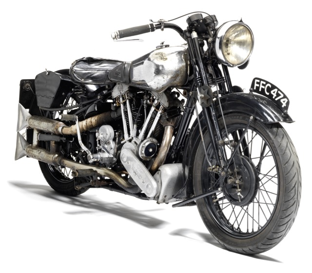 Complete 1937 Brough goes for $322,299
