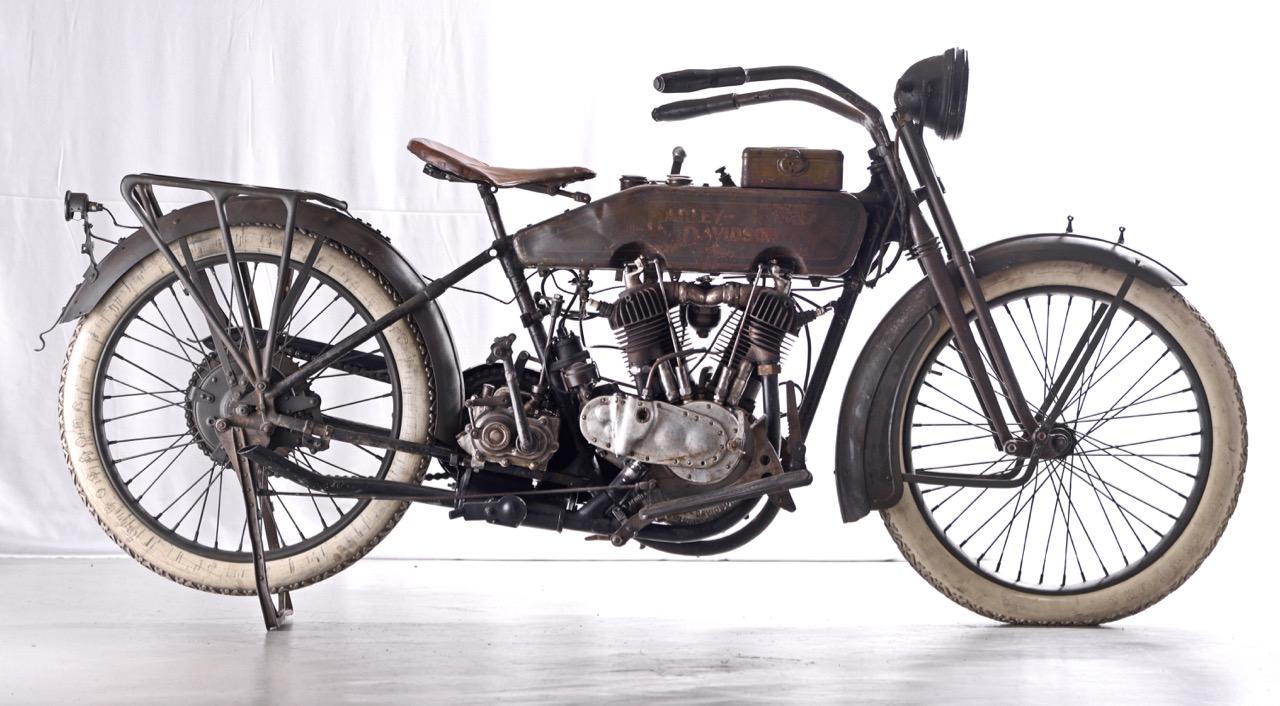 1930 Harley-Davidson