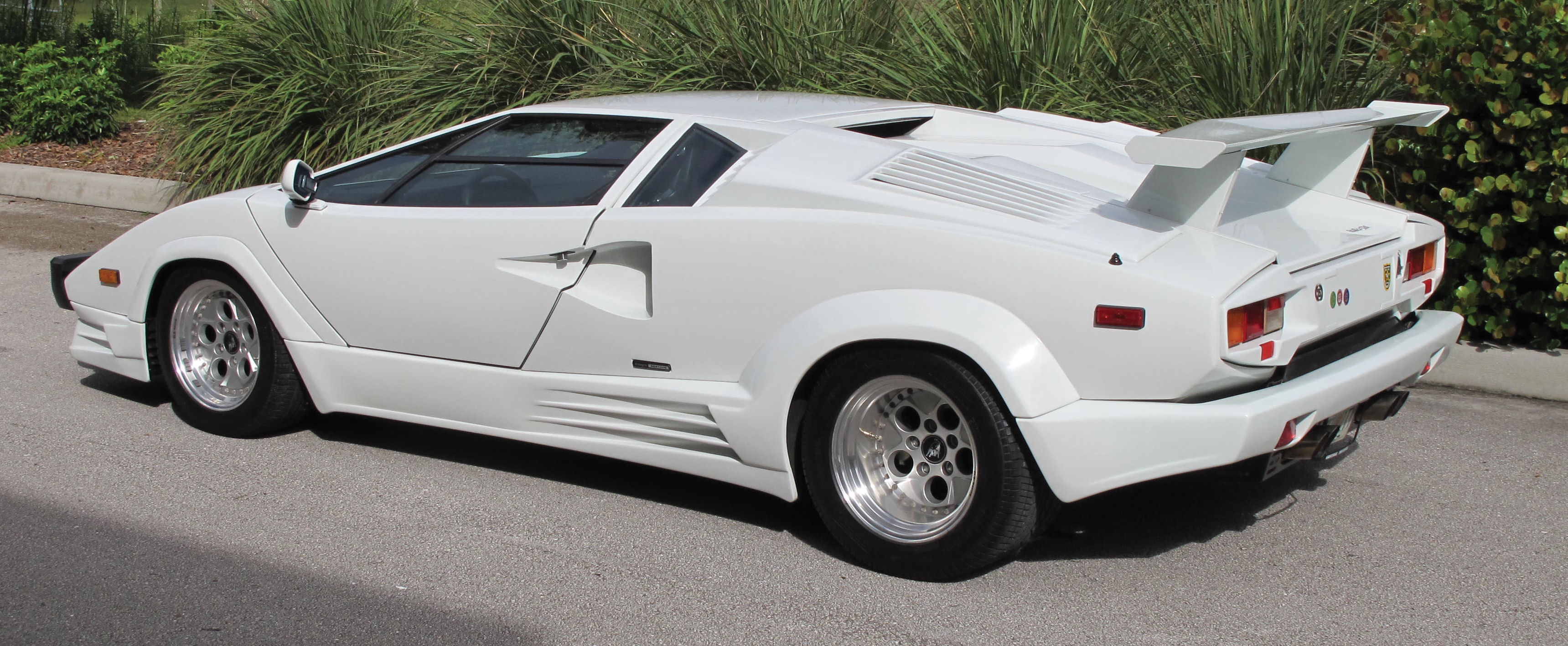 Anniversary edition Countach among star cars for sale at Hilton Head Island | Auctions America photos