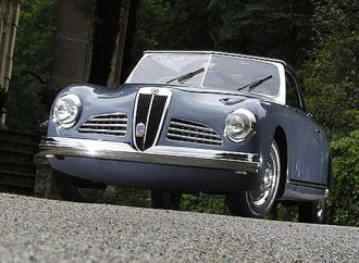 Historic Lancia prototype by 'Pinin' Farina to Dragone auction