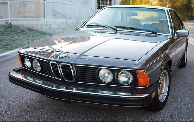 The 1970 BMW 630CSI is a one-owner coupe in apparently great original condition