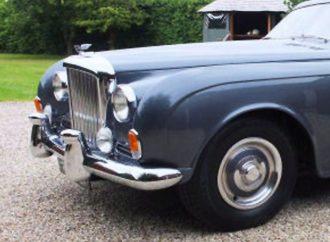 Bandleader's Bentley S2 stars at Barons' auction