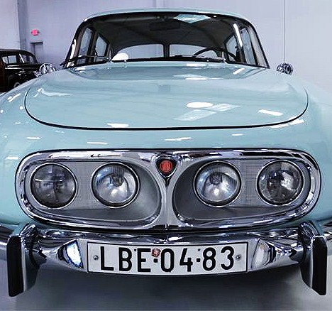 1966 Tatra T603