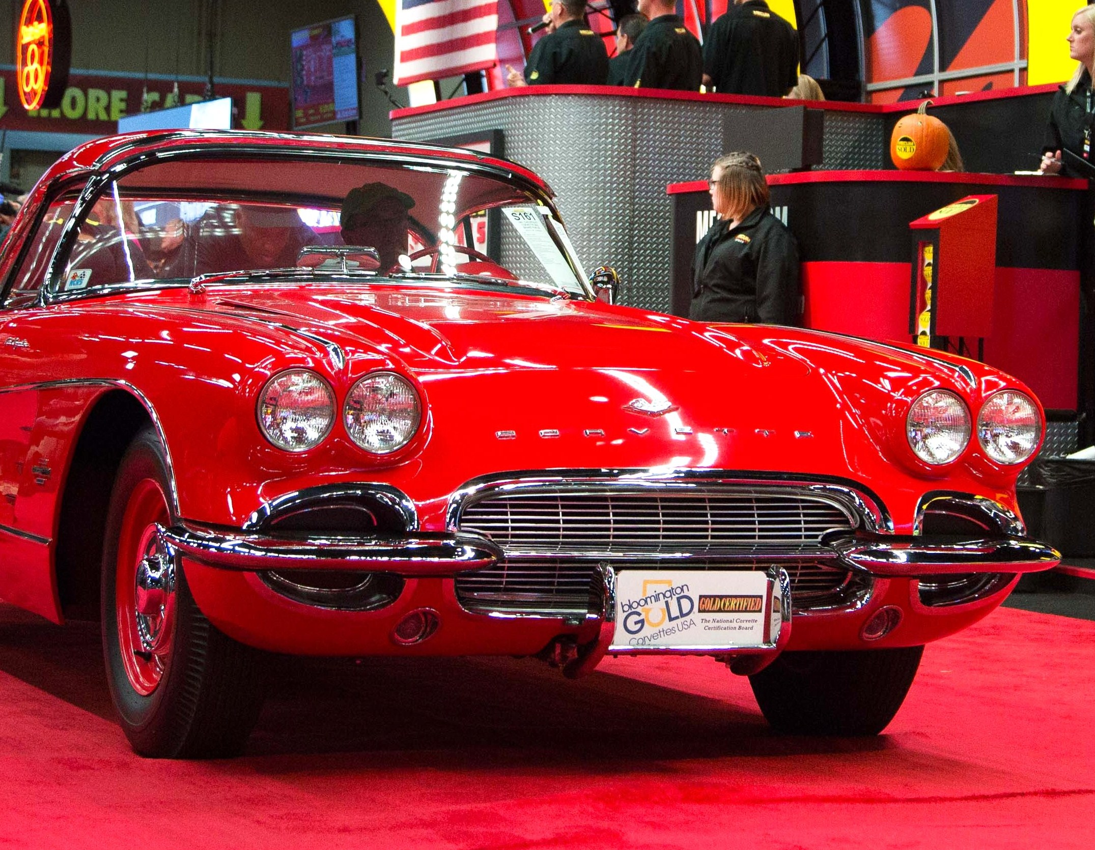 Mecum collector-car auction in Chicago surpasses $13 million ...