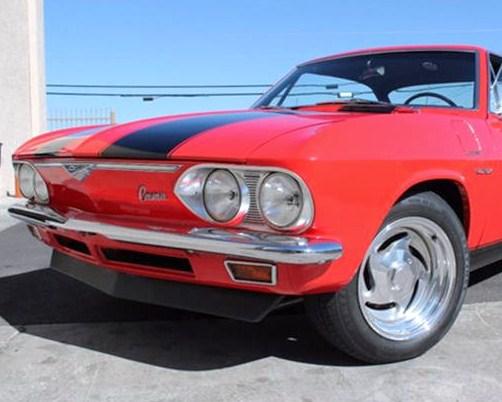 1966 Chevrolet Corvair Monza V8