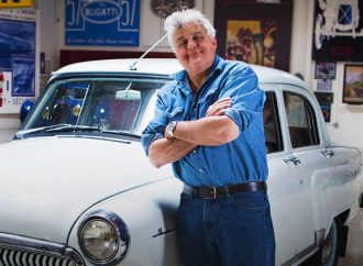 Jay Leno shares his garage fun in new cable TV show