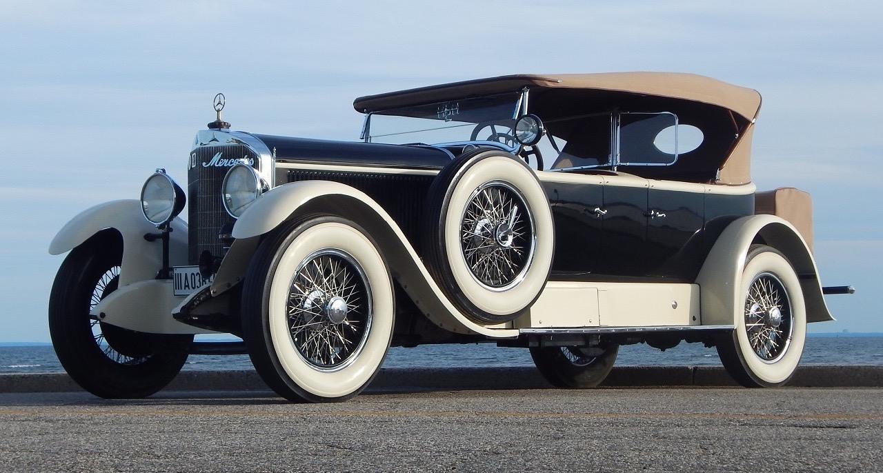 1924 Mercedes Fleetwood