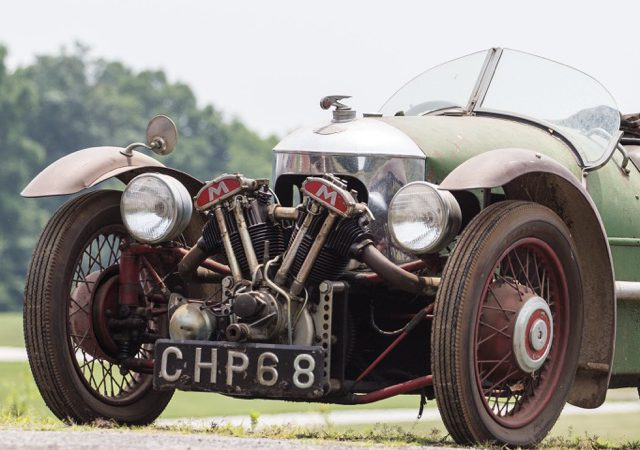 Wanderer, Rainier and locomotive top Bonhams auction at Simeone museum