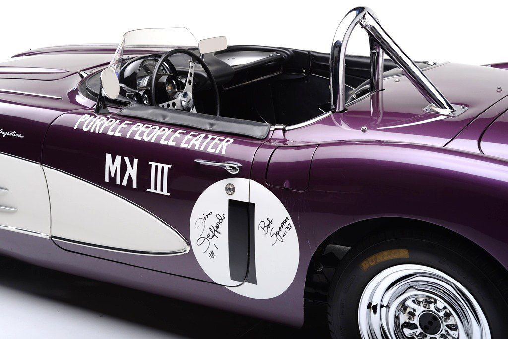 The K in Mk III was reversed like the one in Nicky Chevrolet