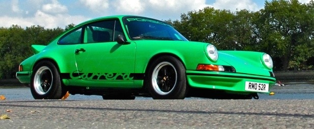 'Project 50' 911 sells for $265,000 | Silverstone Auctions photos