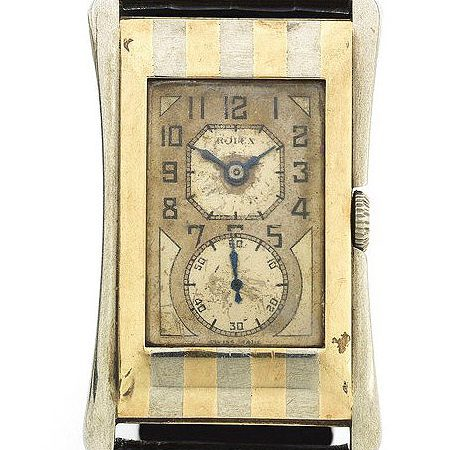 Donald Healey's wristwatch going to Bonhams auction